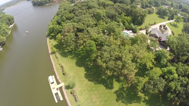 St Louis Real Estate Aerial Photography and Video